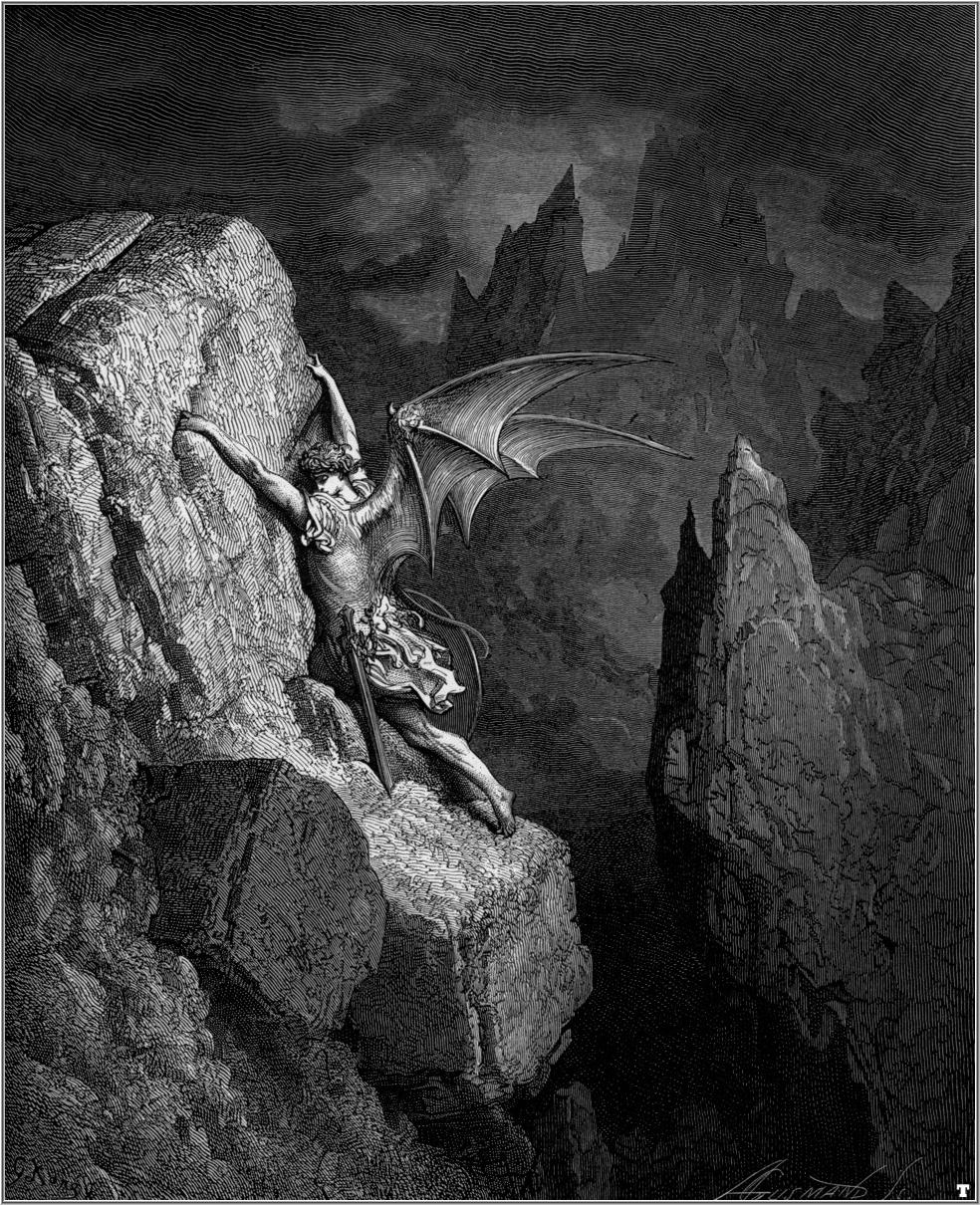 the role of satan in paradise Come and learn about milton's famous portrayal of satan in ''paradise lost satan in paradise lost: description, speech & fall the role of organizations in.
