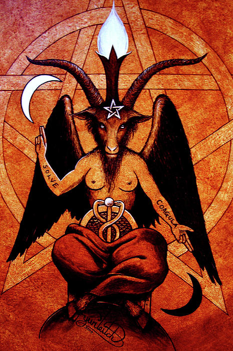 TEM OHP AB – The Meaning of Baphomet
