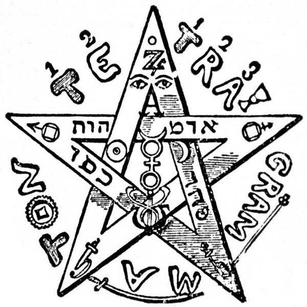 What Is A Pentagram Gnosis And Gnosticism