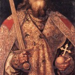King Solomon, Charlemagne and St John the Scot