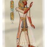 Ramesses III's Kilt of Many Colors