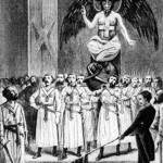 Gnostic beliefs of the Knights Templar were passed down through the Founding Fathers
