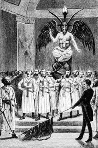 Who Is Baphomet Gnostic Warrior Podcasts