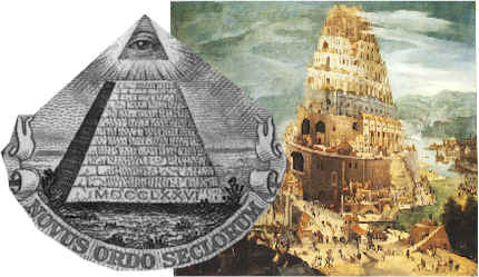 tower-of-babel pyramid dollar