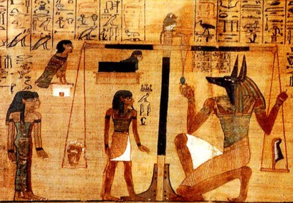 Anubis-weighing-of-the-heart