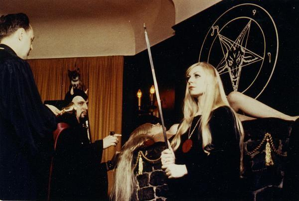 Church Of Satan ritual 2