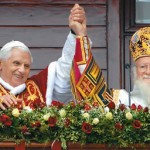 Apocalypse: First Eastern Orthodox Leader in a Thousand Years to Attend Pope's Inauguration