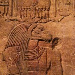 Hail to Thee, Amon Ra, Lord of the thrones of the earth