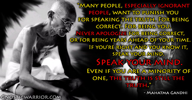 Quotes About People Being Ignorant: Gnostic Warrior Podcasts