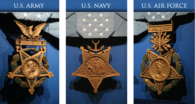 medals of valor