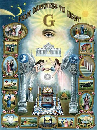 Symbols G In Freemasonry
