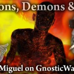 Miguel Conner On Archons, Demons & Hell On GW Radio