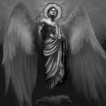 Lucifer represents the angel of light with individual intellect who 'rebels' against the outside 'dark authority'