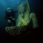 Lost Egyptain City Found Underneath the Mediterranean Sea