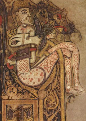 Tattoos book of kells