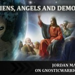Jordan Maxwell On Aliens, Angels and Demons On GW Radio