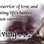 I Am a Warrior of Love and Light