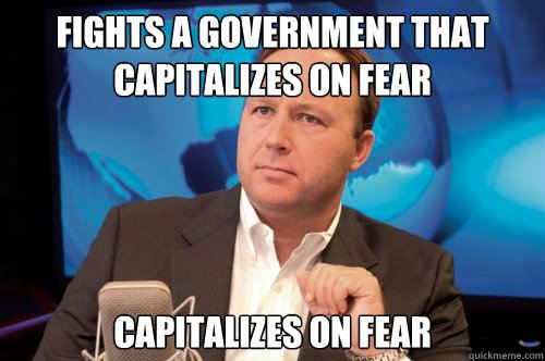 Alex Jones fraud