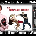 Religion, Martial Arts and Philosophy with Daniele Bolelli On GW Radio