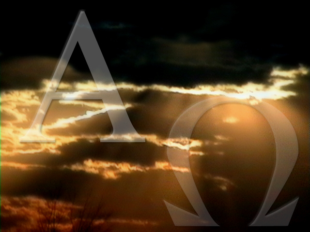 Alpha And Omega Gnostic Warrior