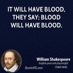 The Blood Alchemy of Shakespeare