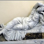 Sleeping Serpent Goddess in the Vatican