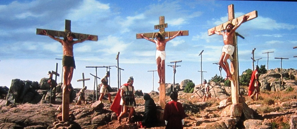 Cross Jesus Crucified