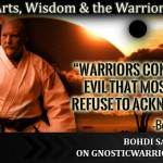 Bohdi Sanders the Wisdom Warrior On GW Radio