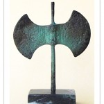 The Double Headed Axe Cross of Death