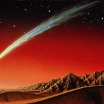 The Comet Ison, Death of a King and War