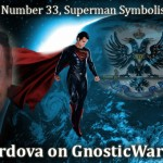 Secrets of the Number 33 & Superman Symbolism With Mark Cordova On GW Radio