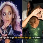 Is Beyonce possessed by a demon?