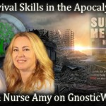 Survive the Apocalypse With Dr. Bones and Nurse Amy On GW Radio