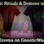 Magic Rituals and Demons on TV – Michael Erevna on GW Radio