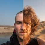 Man Walks 2796 Miles Through China. These Photos of Him Will Shock You
