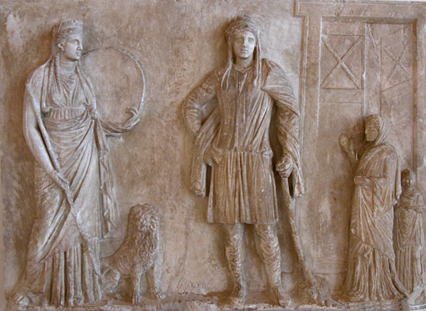Attis and cybele
