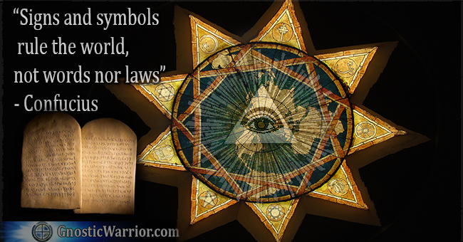 Signs and Symbols Rule the World Not Words nor Laws Confucius