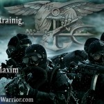 The more you sweat in training, the less you bleed in battle