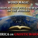 Word Magic and Wordplay with Laurel Airica On GW Radio