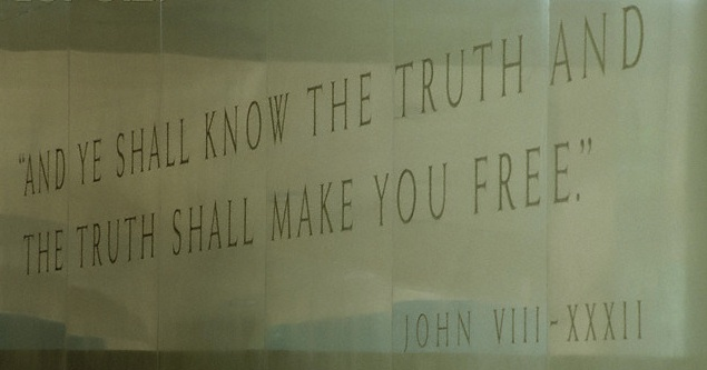 CIA - the truth shall set you free