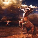 The Centaurs: Half Men and Half Horse Sons of God