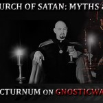 The Church of Satan: Myths and Facts with Corvis Nocturnum On GW Radio