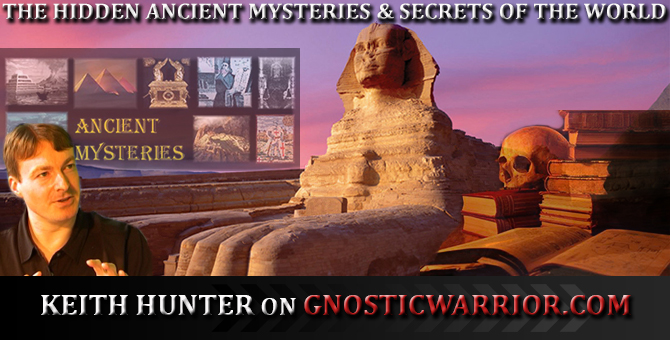 The Hidden Ancient Mysteries and Secrets of the World with Keith Hunter On GW Radio