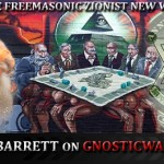 Exposing the Freemasonic Zionist New World Order – Dr. Kevin Barrett on GW Radio