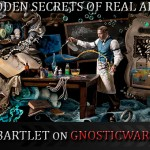 The Hidden Secrets of Real Alchemy with Robert Bartlett On GW Radio