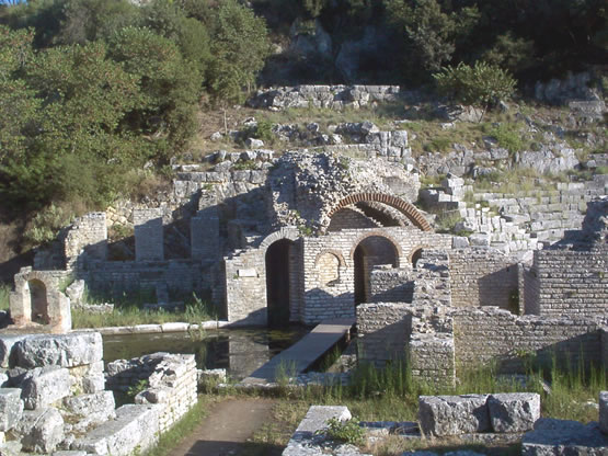 Temple of Asclepius Ruins