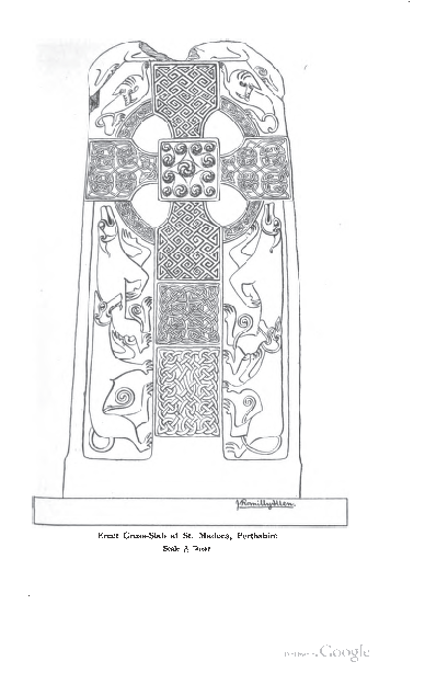 Celtic Cross Art in Pagan and Christian Times