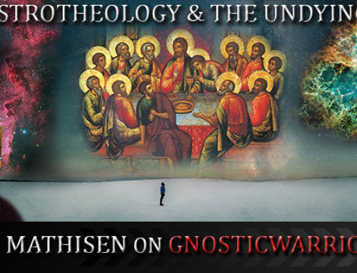 Holy Astrotheology and the Undying Stars with David Mathisen On GW Radio