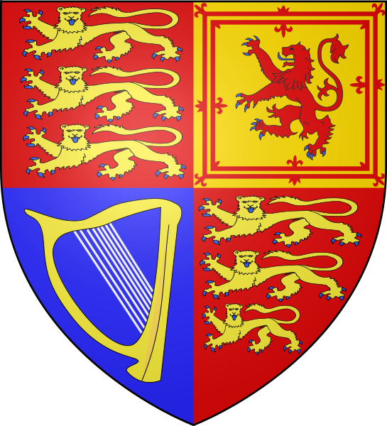 Ireland coat of arms