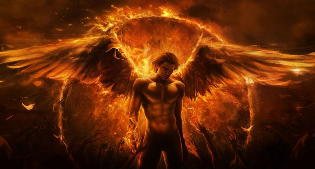 Nephilim on fire 2